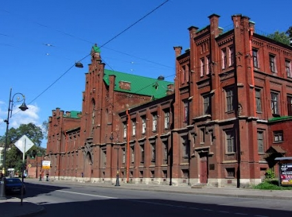 Saint-Petersburg Research Institute of Thoracic Surgery and TB